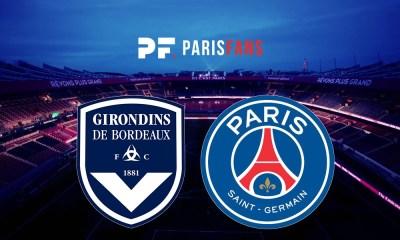 Bordeaux/PSG - Les deux clubs échangent des encouragements après la rencontre