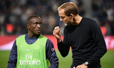 Le PSG et Tuchel veulent garder Moussa Diaby dans l'effectif pour la suite de la saison, affirme Le Parisien