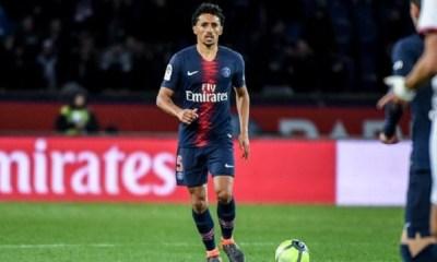Ligue 1 - La LFP accorde une passe décisive à Marquinhos lors de PSG/Nantes