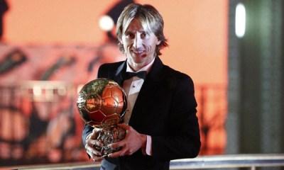 """Modric: """"Kylian Mbappé qui est un grand talent. Il a un superbe futur qui l'attend"""""""