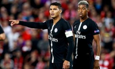 """Orléans/PSG - Thiago Silva évoque la victoire, Manchester United et Rabiot """"le plus important c'est le club"""""""