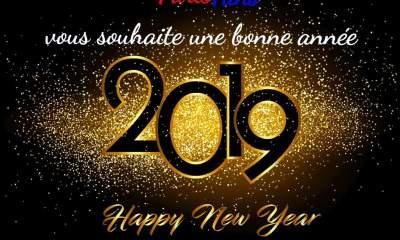 Parisfans vous souhaite une bonne année 2019