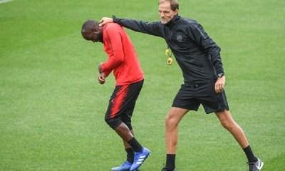 Lassana Diarra et le PSG discutent d'une résiliation de contrat avec reconversion au sein du club à partir de l'été prochain
