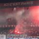 Le PSG sanctionne ses supporters et va durcir les contrôles au Parc des Princes suite aux fumigènes utilisés contre Nantes