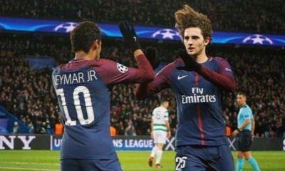 Mercato - Neymar tenterait de convaincre Rabiot de ne pas aller à Barcelone, affirme Don Balon