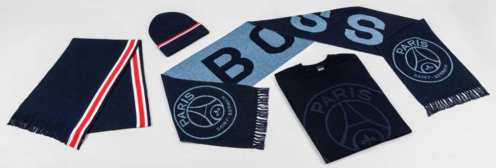 Le PSG et Hugo Boss font évoluer leur partenariat avec une nouvelle collection