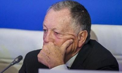 """Jean-Michel Aulas affirme maintenant avoir apprécié la """"belle réponse du coach Tuchel et de son équipe"""""""