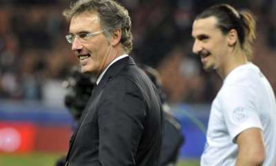 Blanc + Zlatan Ibrahimovic