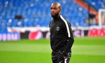 Le PSG annonce officiellement la résiliation de contrat de Lassana Diarra !
