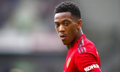 Martial et Lingard sont incertains pour PSG/Manchester United