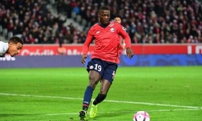Ligue 1 - Pépé devance Cavani et Lopes pour le titre de joueur du mois de janvier