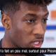 """Kingsley Coman """"L'élimination du PSG ? Pour l'image du club, ça m'a fait un peu de mal"""""""