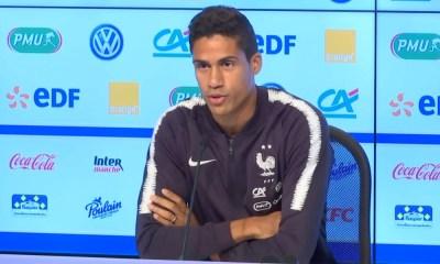 """Varane """"Mbappé a quelque chose de particulier... C'est la première fois que je rencontre un joueur aussi doué"""""""