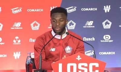"""Lille/PSG - Bamba: """"Mbappé ou pas, cela ne change rien... On devra être à notre meilleur niveau"""""""