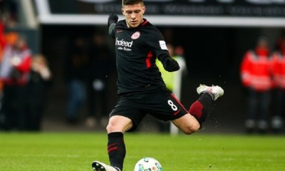 "Mercato - Jovic discute ""principalement"" avec le PSG, selon Sport"