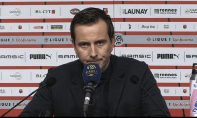 """Rennes/PSG - Stéphan """"Ça semble déséquilibré au départ, mais on va tout mettre en oeuvre pour faire le meilleur match possible"""""""