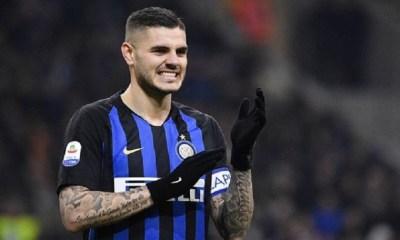 Mercato - L'agent de Mauro Icardi dément l'idée d'un départ de l'Inter Milan cet été