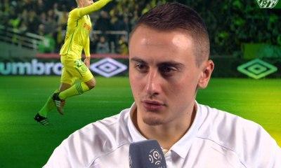PSG/Nantes - Rongier se plaint de l'arbitre en s'appuyant sur l'échange qu'il a eu avec lui