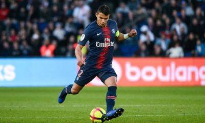 Thiago Silva, saison peut-être terminée et opération possible selon L'Equipe