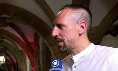 """Ribéry: Mbappé """"Il a tout pour réussir et faire une grande carrière"""""""