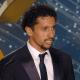 """Marquinhos """"on ne reçoit pas un trophée individuel tout seul"""""""