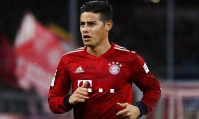 Mercato - James Rodriguez dans le viseur du PSG, Sport Bild tente de relancer la rumeur