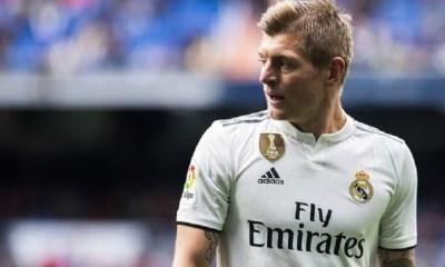 Mercato - Le PSG s'intéresse à 3 joueurs du Real Madrid, notamment Kroos, selon Le Parisien