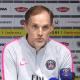 Angers/PSG - Tuchel revient sur la victoire et le premier match de Mbe Soh