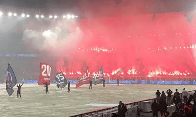 PSG/Dijon - Vu du Parc : Cavani à Paris et fête du titre