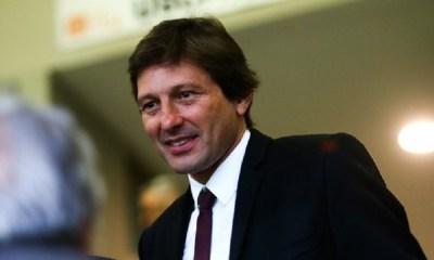 Garder Rabiot et remotiver Neymar, les deux objectifs de Leonardo au PSG selon la Gazzetta dello Sport