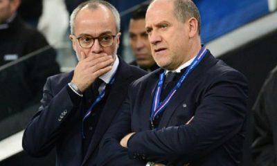 Le PSG négocie avec Antero Henrique pour son départ, indique L'Equipe