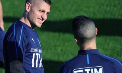 Verratti brillant lors de la victoire de l'Italie contre la Grèce