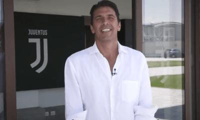 """Officiel - Gianluigi Buffon est de retour à la Juventus Turin """"c'est ma maison"""""""