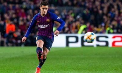 """Mercato - L'agent de Coutinho indique qu'il n'a """"jamais parlé"""" avec le PSG"""