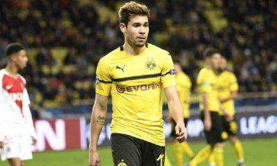 Mercato - Le Borussia Dortmund dément être sur le point de vendre Guerreiro au PSG