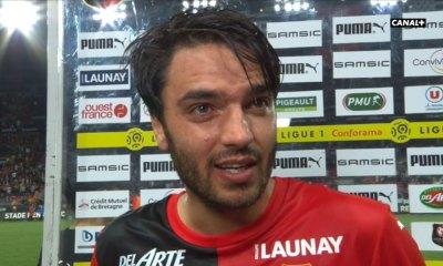 """Rennes/PSG - Grenier """"On l'avait bien préparé. Je crois qu'on a mérité les 3 points"""""""