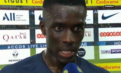 """PSG/Toulouse - Idrissa Gueye: """"Les blessures gâchent un peu la fête"""""""