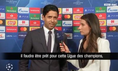 """Nasser Al-Khelaïfi: """"Le Real Madrid est un grand club, que nous connaissons bien pour les avoir affrontés souvent"""""""