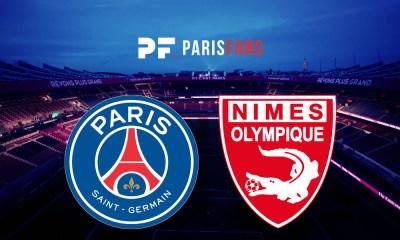 PSG/Nîmes - Le club dévoile le programme de la soirée et quelques informations pratiques