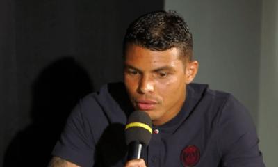 """Thiago Silva """"Les critiques subies par Tuchel ? On sait que dans le foot, seul le résultat compte"""""""