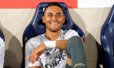 """PSG/Strasbourg - Navas """"Je voudrais remercier les supporters...je suis content d'avoir gagné"""""""