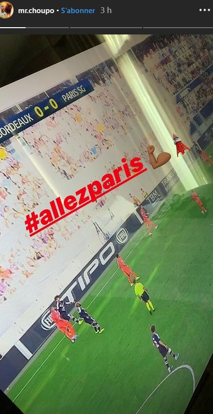 Les images du PSG ce samedi : célébrations de la victoire à Bordeaux !