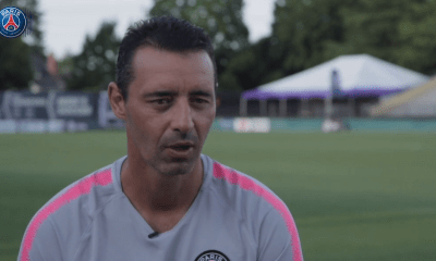"Braga/PSG - Echouafni ""Cela ne sera pas un match facile...l'objectif est clair"""