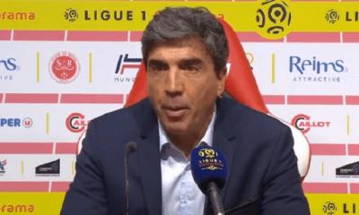 """PSG/Reims - Guion """"Le PSG est inclassable...On se déplace en sachant que s'ils sont dans leurs meilleures dispositions"""""""