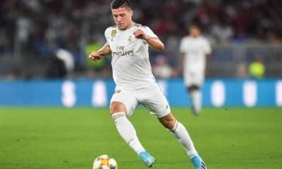 PSG/Real Madrid - Luka Jovic forfait avec la Serbie et donc incertain pour la Ligue des Champions