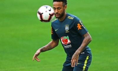 Le Brésil perd contre le Pérou, Neymar n'a joué qu'une trentaine de minutes et Thiago Silva est resté sur le banc