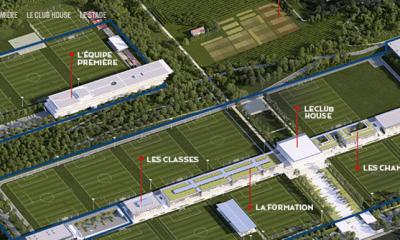 """Le PSG a fait en sorte que son nouveau centre d'entraînement soit un """"exemple environnemental"""", explique Le Parisien"""