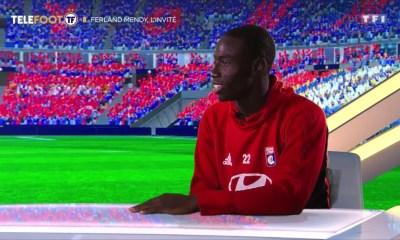 """Ferland Mendy: """"Jouer contre Paris pour mon premier match de LDC est spécial. Je suis de région parisienne donc forcément"""""""