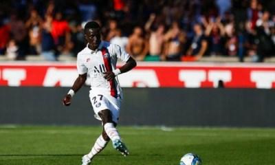 Dijon/PSG - Gueye probablement dans le groupe, mais pas forcément titulaire indique L'Equipe