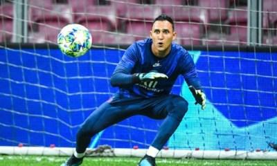 Keylor Navas appelé avec le Costa Rica pour la trêve internationale d'octobre